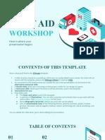 First Aid Workshop by Slidesgo.pptx