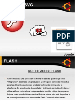Flash SVG
