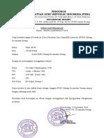 Surat Keterangan Anggota Pgri - Ovi
