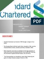 Standard chartered presentation