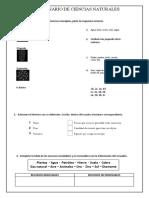 Cuestionario CCNN DIAGNÓSTICO