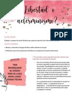 libertad o determinismo_