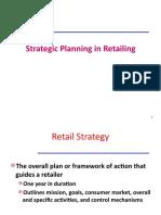 4- Retail Market Strategy