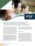 Finanzas y Tecnología ODS 17
