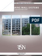 TSN_LB_Wall_Construction_Guide-STELL STUD LOAD BEARING WALL