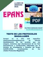 PPT ESCALA DE MAGALLANES PROBLEMAS DE ANSIEDAD EPANS