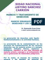 MANEJO Y TRATAMIENTO DE DESECHOS 1.ppt