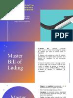 2NV3 - Bill of Lading y Prefijos IATA- Héctor Pereda de la Cruz