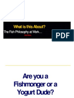 Fish PhilosphySummaryAtWork