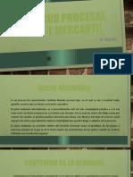 5a. SESION DERECHO PROCESAL CIVIL Y MERCANTIL.pptx