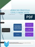 7a. SESION DERECHO PROCESAL CIVIL Y MERCANTIL