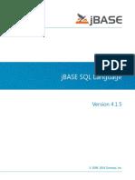 jBASE-SQL-Engine