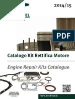 Catalogo Kit Rettifica Motore 07-2014