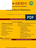 BS PHARMACY - PROSPECTUS