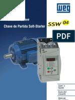 MANUAL SOFT STARTER SSW 04  WEG
