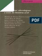 Entre-vistas- abordagens e usos da história oral