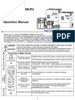 RM5G Series Simple Version Operation Manual