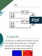 Semicondutores - 2 - Junção PN
