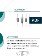 Semicondutores - 3 - Diodo rectificador