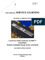 C4.2, C6.4 & C4.4, C6.6 ACERT™ Engines with Common Rail Fuel System _ Machine Applications _ Global Service Learning _ Technical Presentation _ SERV1837-01 _ June 2008 _ CATERPILLAR®.pdf