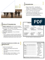 linking compentency to performance and pay