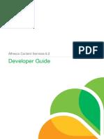 Alfresco Content Services Developer Guide