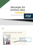 Como Descargar Los Archivos Dese Mediafire