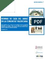 Normas de caza del jabalí en la Comunitat Valenciana.pdf