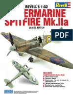 Revells 1-32 Spitfire Mk.iia