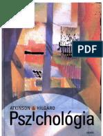Atkinson-Hilgard Pszichologia