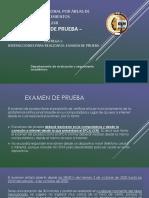 Instructivo Examen de Prueba para EPCA LXXII-entrega 2