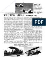 AIRCRAFT DESCRIBED CURTIS SBC-4. AEROMODELLER SEPTEMBER 1968 (1)