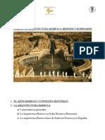 13.La Arquitectura Barroca. Bernini y Borromin