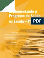 curso implementando o Programa de Saúde na Escola_UN2