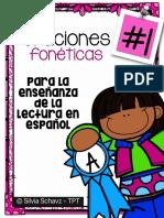 1 - Oraciones fonéticas para enseñar a leer en español #1.pdf