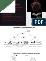 Aula 1- Coronavírus - Evolução e Vacina