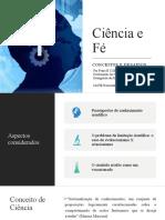Ciência e Fé - Apresentação.pptx