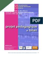projet école des Tuileries 2010_1