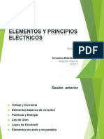 Elementos y Principios Eléctricos - S2