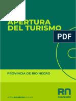 Protocolo Apertura Turismo Bariloche