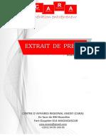 CARA Extrait de presse hebdomadaire du  23 au  30 Avril (2).pdf