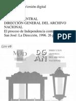 El Proceso de Independencia centroamericana.pdf