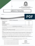 3_MÉDICO PEDIATRA gabarito 2020 prova nova