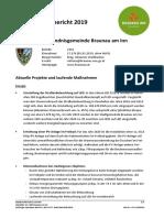 Klimabündnis-Bericht Braunau 2019