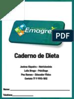 2- Ebook - Emagrecer