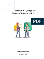 Aprendendo Django Vol 2