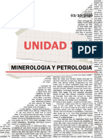 GEOLOGÍA - UNIDAD 2