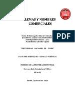 Lemas y Nombres comerciales trabajo - copia