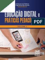 Educação Digital e Práticas Pedagógicas - Volume I