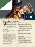 Rogue_Fates Fortune dnd 5e